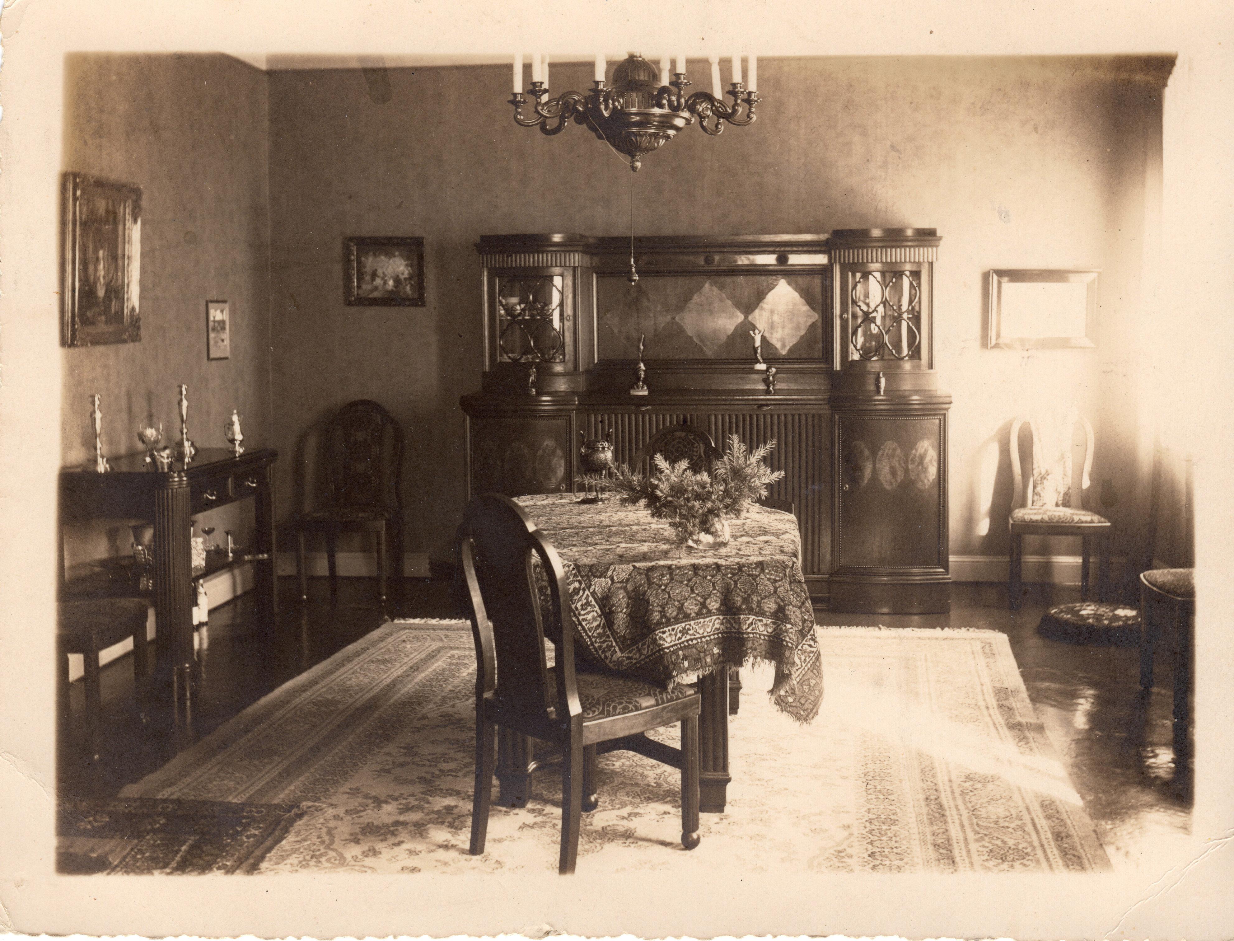 esszimmer 1930 – edgetags, Esszimmer dekoo